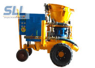 Çin Convenient Operation Concrete Spraying Machine For Dry / Damp / Wet Concrete Spray şirket