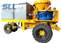 Çin Less Dust Wet Durable Concrete Spraying Machine High Concrete Strength şirket