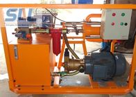 Çin 100 L/Min Output Cement Grouting Pump Machine For Underground Project şirket